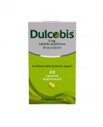 DULCOBIS 5 mg - 40 tabletek dojelitowych. Lek na zaparcia.