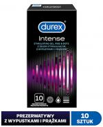 DUREX INTENSE Prezerwatywy - 10 szt. - Apteka internetowa Melissa