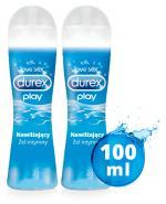 DUREX PLAY Nawilżający żel intymny - 2 x 50 ml + DUREX CLASSIC Prezerwatywy - 3 szt. - Apteka internetowa Melissa