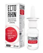ECTORHIN Hipertoniczny spray do nosa z ektoiną - 20 ml - Apteka internetowa Melissa