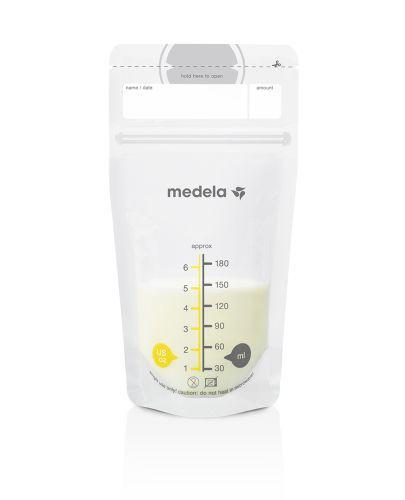 Medela Torebki do przechowywania pokarmu - 25 szt. Na mleko matki - cena, opinie, stosowanie