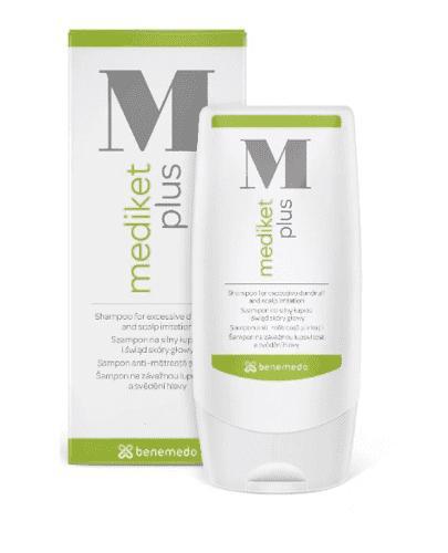 MEDIKET PLUS Szampon przeciwłupieżowy - 200 ml - Apteka internetowa Melissa