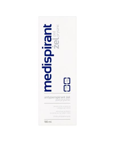 MEDISPIRANT Żel pod prysznic - 180 ml - Drogeria Melissa