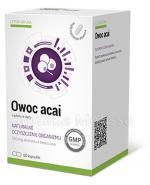 EKOVITAL Owoc acai naturalne oczyszczenie organizmu - 60 kaps. - Apteka internetowa Melissa