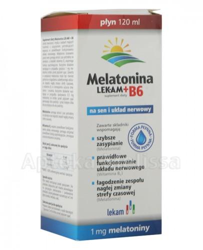 MELATONINA LEK-AM + B6