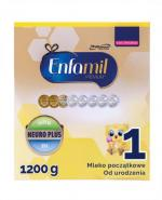 ENFAMIL 1 PREMIUM LIPIL 0-6 mcy Mleko modyfikowane - 1200 g - Apteka internetowa Melissa