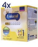 ENFAMIL 1 PREMIUM LIPIL 0-6 mcy Mleko modyfikowane - 4 x 1200 g