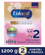ENFAMIL 2 PREMIUM LIPIL 6-12 mcy Mleko modyfikowane - 1200 g - Apteka internetowa Melissa