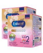 ENFAMIL 2 PREMIUM LIPIL 6-12 mcy Mleko modyfikowane - 2 x 1200 g