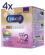ENFAMIL 2 PREMIUM LIPIL 6-12 mcy Mleko modyfikowane - 4 x 1200 g - Apteka internetowa Melissa
