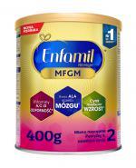 ENFAMIL 2 PREMIUM LIPIL 6-12 mcy Mleko modyfikowane - 400 g  - Apteka internetowa Melissa