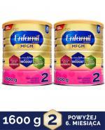 ENFAMIL 2 PREMIUM MFGM 6-12 mcy Mleko modyfikowane w proszku - 2 x 800 g