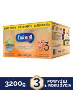 ENFAMIL 3 PREMIUM powyżej 1 roku Mleko modyfikowane - 3200g (4x800g) - cena, opinie, stosowanie