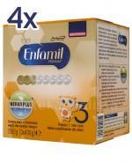 ENFAMIL 3 PREMIUM powyżej 1 roku Mleko modyfikowane - 4 x 1200 g - Apteka internetowa Melissa
