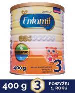 ENFAMIL 3 PREMIUM powyżej 1 roku Mleko modyfikowane - 400 g  - Apteka internetowa Melissa