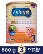 ENFAMIL 3 PREMIUM powyżej 1 roku Mleko modyfikowane - 800 g