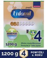 ENFAMIL 4 PREMIUM powyżej 2 roku Mleko modyfikowane - 1200 g - Apteka internetowa Melissa