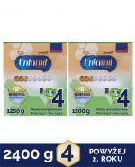 ENFAMIL 4 PREMIUM powyżej 2 roku Mleko modyfikowane - 2x1200 g