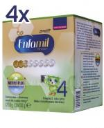 ENFAMIL 4 PREMIUM powyżej 2 roku Mleko modyfikowane - 4 x 1200 g - Apteka internetowa Melissa