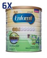 ENFAMIL 4 PREMIUM powyżej 2 roku Mleko modyfikowane - 6 x 800 g - Apteka internetowa Melissa
