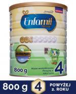 ENFAMIL 4 PREMIUM powyżej 2 roku Mleko modyfikowane - 800 g - Apteka internetowa Melissa