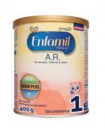 ENFAMIL AR 1 Mleko początkowe dla niemowląt z tendencją do ulewania - 400 g - Apteka internetowa Melissa