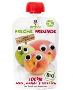 ERDBAR Mus jabłko-mango-brzoskwinia - 100 g - Apteka internetowa Melissa