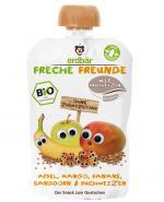 ERDBAR Mus mango-rokitnik-gryka - 100 g - Apteka internetowa Melissa