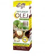 ETJA Naturalny Olej Makadamia - 50 ml - Apteka internetowa Melissa