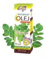 ETJA Naturalny olej moringa - 50 ml - Apteka internetowa Melissa