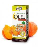 ETJA Naturalny olej z pestek dyni - 50 ml - Apteka internetowa Melissa