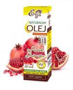 ETJA Naturalny olej z pestek granatu - 50 ml - Apteka internetowa Melissa