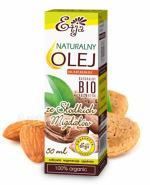 ETJA Naturalny olej BIO ze słodkich migdałów - 50 ml - Apteka internetowa Melissa