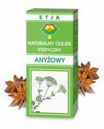 ETJA Naturalny olejek eteryczny anyżowy - 10 ml - Apteka internetowa Melissa