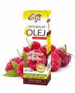 ETJA Olej naturalny z nasion malin - 50 ml - Apteka internetowa Melissa