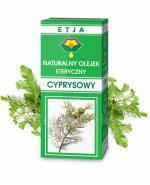 ETJA Olejek eteryczny cyprysowy - 10 ml - Apteka internetowa Melissa