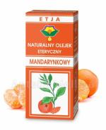 ETJA olejek eteryczny mandarynkowy - 10 ml - Apteka internetowa Melissa