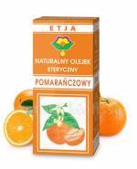 ETJA Olejek eteryczny pomarańczowy - 10 ml - Apteka internetowa Melissa