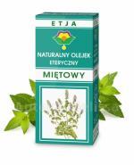 ETJA Olejek miętowy - 10 ml - Apteka internetowa Melissa