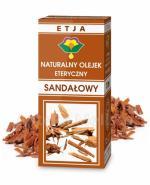 ETJA Olejek sandałowy - 10 ml - Apteka internetowa Melissa