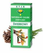 ETJA Olejek świerkowy - 10 ml - Apteka internetowa Melissa