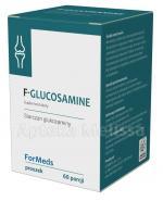 F-GLUCOSAMINE Proszek - 60 porcji - Apteka internetowa Melissa