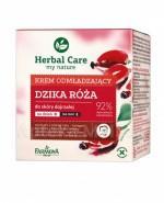 FARMONA HERBAL CARE Krem odmładzający do skóry dojrzałej z dziką różą - 50 ml - Apteka internetowa Melissa