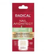 FARMONA RADICAL NAIL ARCHITECT Skoncentrowany rekonstruktor paznokci - 12 ml - cena, stosowanie, opinie