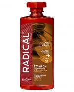 FARMONA RADICAL Szampon regenerujący do włosów suchych i łamliwych - 400 ml - Apteka internetowa Melissa