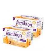 FEMIBION NATAL 2 PLUS - 2 x 30 tabl. + 2 x 30 kaps.