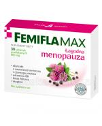 FEMIFLAMAX Łagodna menopauza - 30 tabl. - Apteka internetowa Melissa