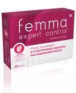 FEMMA EXPERT CONTROL - 60 tabl. Data ważności: 2017.08.31 - Apteka internetowa Melissa