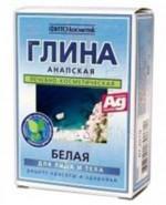 FITOKOSMETIK Anapska glinka kosmetyczna biała - 2 x 50 g
