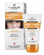 FLOS-LEK WHITE & BEAUTY Krem zapobiegający przebarwieniom na dzień - 50 ml - Apteka internetowa Melissa
